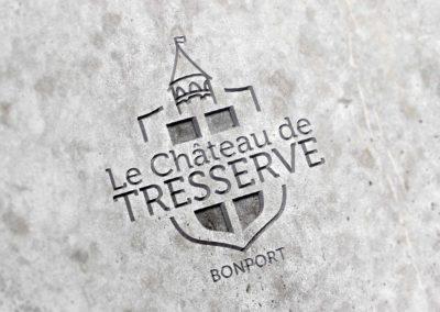Le Château de Tresserve